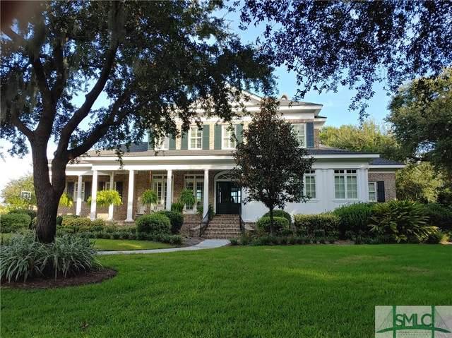 116 Grays Creek Drive, Savannah, GA 31410 (MLS #233962) :: Keller Williams Coastal Area Partners