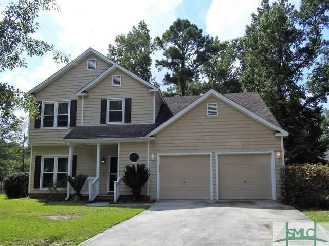 115 Longwood Drive, Savannah, GA 31405 (MLS #233964) :: McIntosh Realty Team
