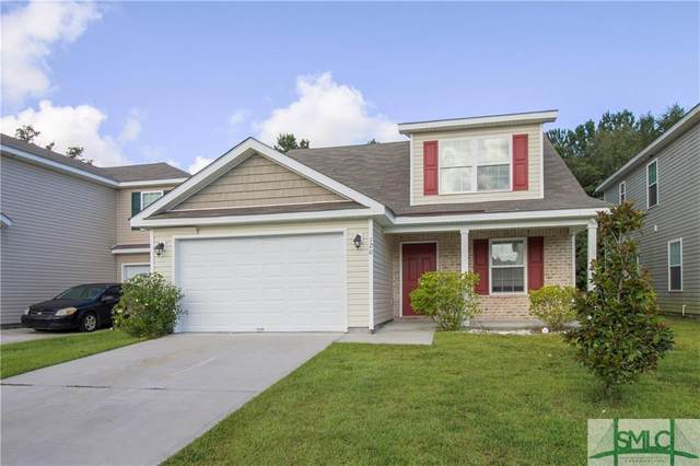 120 Ristona Drive, Savannah, GA 31419 (MLS #233973) :: Partin Real Estate Team at Luxe Real Estate Services
