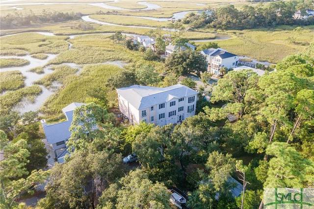 149 S Campbell Avenue B, Tybee Island, GA 31328 (MLS #233975) :: RE/MAX All American Realty