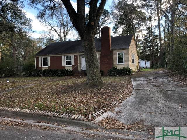 233 E Derenne Drive, Savannah, GA 31405 (MLS #233982) :: Level Ten Real Estate Group
