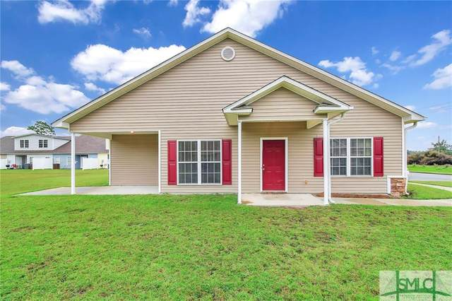 401 Barry Mccaffrey Boulevard K1, Hinesville, GA 31313 (MLS #233994) :: Partin Real Estate Team at Luxe Real Estate Services