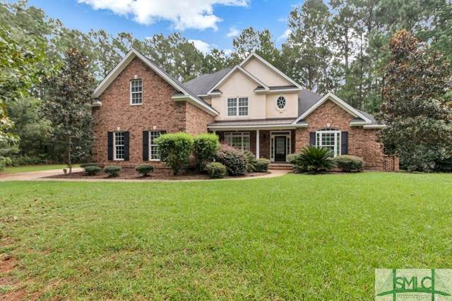 69 Jacks Court, Richmond Hill, GA 31324 (MLS #233995) :: Keller Williams Coastal Area Partners