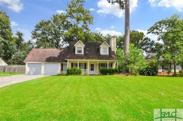 169 Bald Eagle Drive, Richmond Hill, GA 31324 (MLS #233996) :: Coastal Homes of Georgia, LLC
