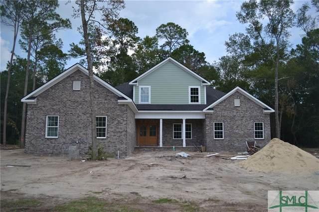 210 Fairmont Drive, Rincon, GA 31326 (MLS #234009) :: Partin Real Estate Team at Luxe Real Estate Services