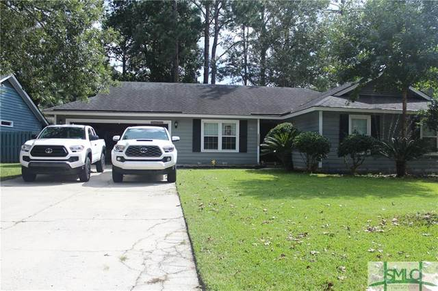 83 Red Fox Drive, Savannah, GA 31419 (MLS #234019) :: The Arlow Real Estate Group