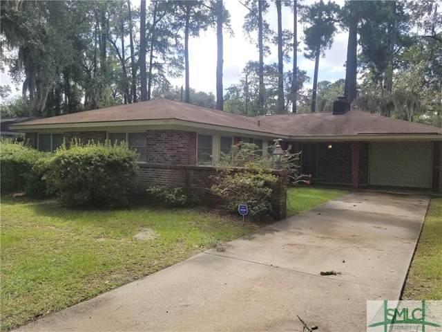 503 Lee Boulevard, Savannah, GA 31405 (MLS #234023) :: The Arlow Real Estate Group