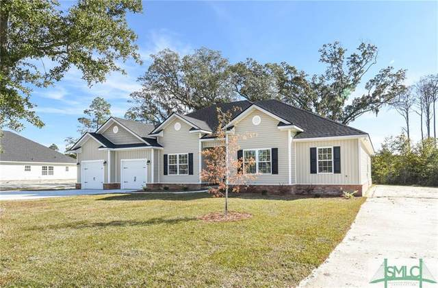 10 Palmer Place Lane NE, Ludowici, GA 31316 (MLS #234026) :: Coastal Homes of Georgia, LLC