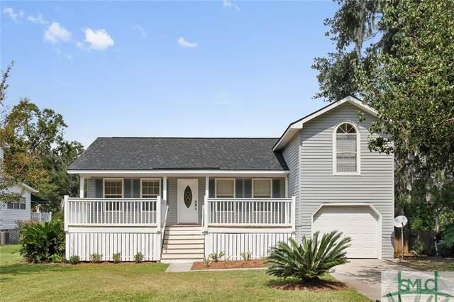14 S Lake Drive, Savannah, GA 31410 (MLS #234028) :: Partin Real Estate Team at Luxe Real Estate Services