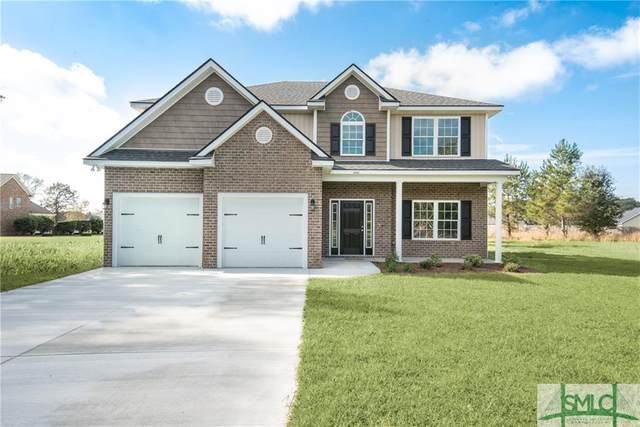 276 Palmer Place Lane NE, Ludowici, GA 31316 (MLS #234030) :: Coastal Homes of Georgia, LLC