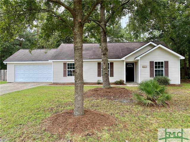 277 Barrister Circle, Guyton, GA 31312 (MLS #234031) :: Coastal Savannah Homes