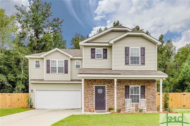 155 Bonnie Circle, Ellabell, GA 31308 (MLS #234033) :: The Sheila Doney Team