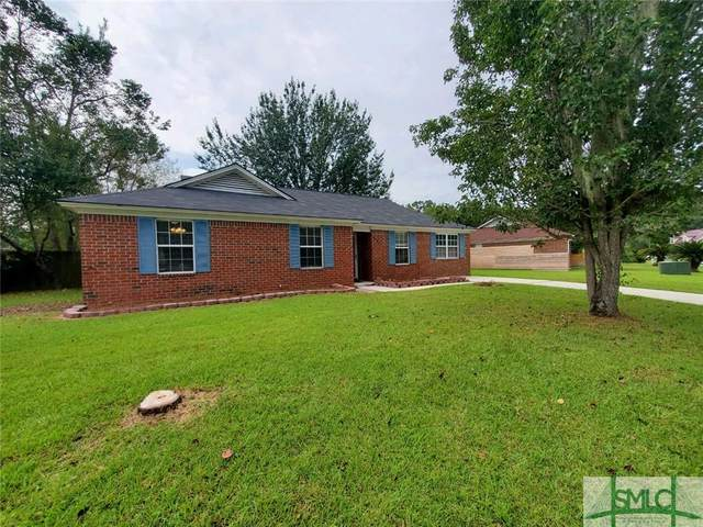 110 Laurelwood Drive, Savannah, GA 31419 (MLS #234041) :: McIntosh Realty Team