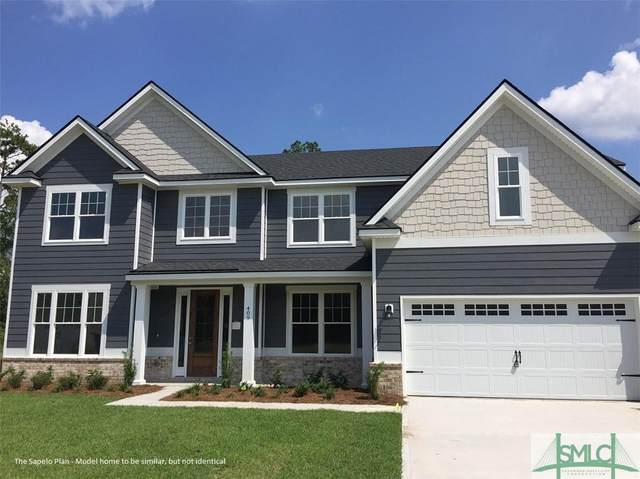 208 Highland Circle, Richmond Hill, GA 31324 (MLS #234046) :: Level Ten Real Estate Group