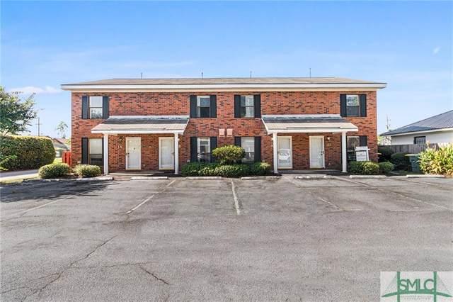 232 Stephenson Avenue 1-B, Savannah, GA 31405 (MLS #234060) :: Keller Williams Coastal Area Partners