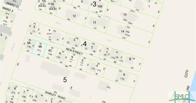 0 9th Terrace, Tybee Island, GA 31328 (MLS #234061) :: Heather Murphy Real Estate Group