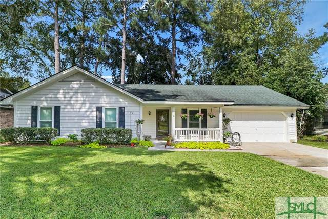 16 S Nicholson Circle, Savannah, GA 31419 (MLS #234069) :: The Sheila Doney Team