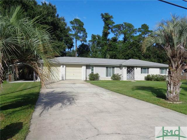 431 Hunt Drive, Savannah, GA 31406 (MLS #234075) :: The Arlow Real Estate Group