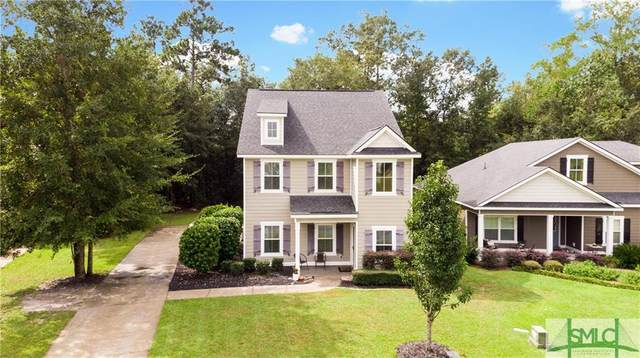178 Sunbury Drive, Richmond Hill, GA 31324 (MLS #234080) :: Partin Real Estate Team at Luxe Real Estate Services
