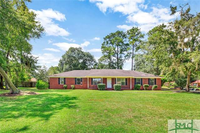 418 Flowers Drive, Hinesville, GA 31313 (MLS #234094) :: Keller Williams Coastal Area Partners
