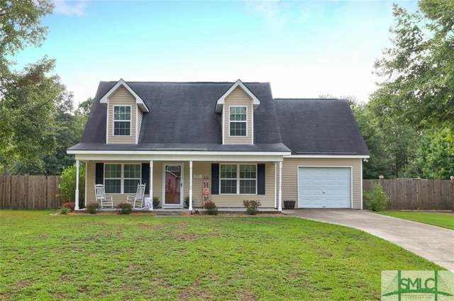 297 Barrister Circle, Guyton, GA 31312 (MLS #234095) :: Coastal Savannah Homes