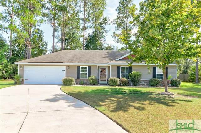 107 Black Pine Drive, Springfield, GA 31329 (MLS #234099) :: Level Ten Real Estate Group