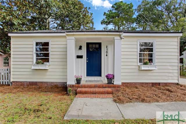 2104 Hawthorne Street, Savannah, GA 31404 (MLS #234106) :: Coastal Savannah Homes