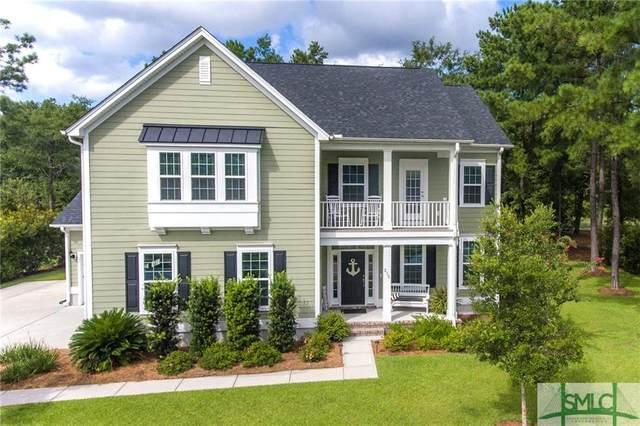215 Claremont Way, Pooler, GA 31322 (MLS #234108) :: The Arlow Real Estate Group