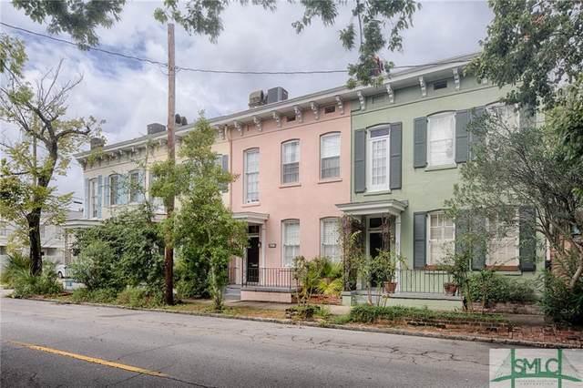 607 Habersham Street, Savannah, GA 31401 (MLS #234109) :: McIntosh Realty Team
