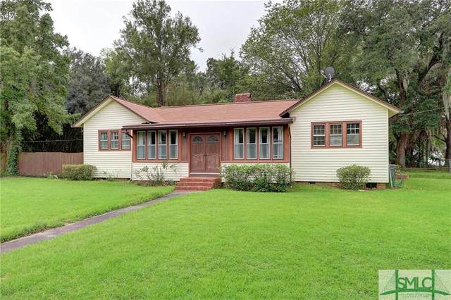 201 Bonnybridge Road, Port Wentworth, GA 31407 (MLS #234117) :: The Arlow Real Estate Group