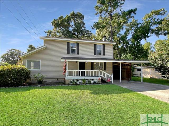 120 Allegheny Avenue, Savannah, GA 31404 (MLS #234156) :: Level Ten Real Estate Group