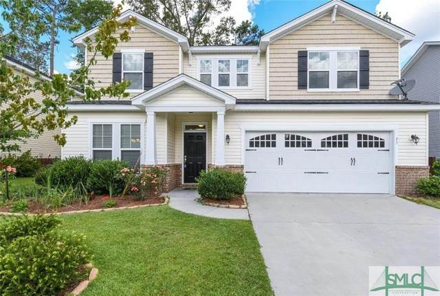 75 Salt Grass Circle, Richmond Hill, GA 31324 (MLS #234157) :: Barker Team | RE/MAX Savannah