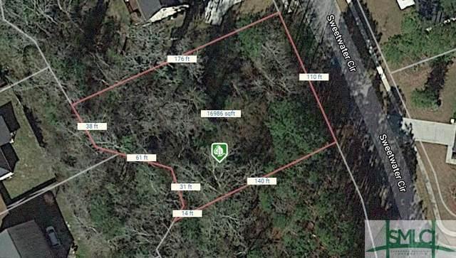 156 Sweetwater Circle, Rincon, GA 31326 (MLS #234161) :: Level Ten Real Estate Group