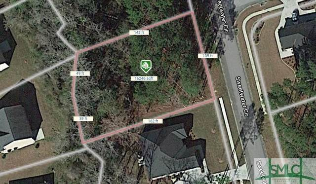 160 Sweetwater Circle, Rincon, GA 31326 (MLS #234172) :: Partin Real Estate Team at Luxe Real Estate Services