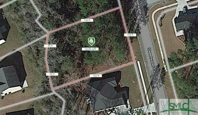 160 Sweetwater Circle, Rincon, GA 31326 (MLS #234172) :: Keller Williams Coastal Area Partners