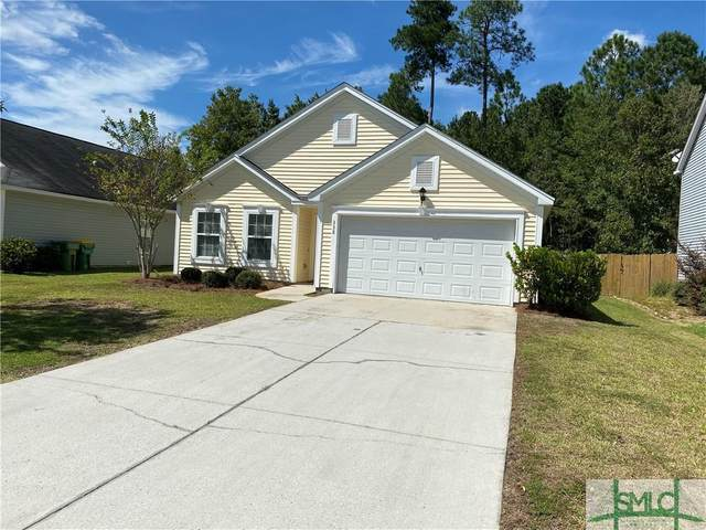 338 Winchester Drive, Pooler, GA 31322 (MLS #234189) :: Level Ten Real Estate Group