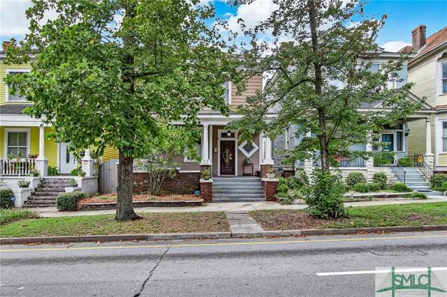 513 E Henry Street E, Savannah, GA 31401 (MLS #234193) :: Keller Williams Coastal Area Partners