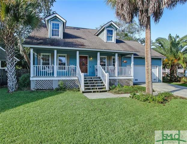 7327 La Roche Avenue, Savannah, GA 31406 (MLS #234201) :: Keller Williams Coastal Area Partners