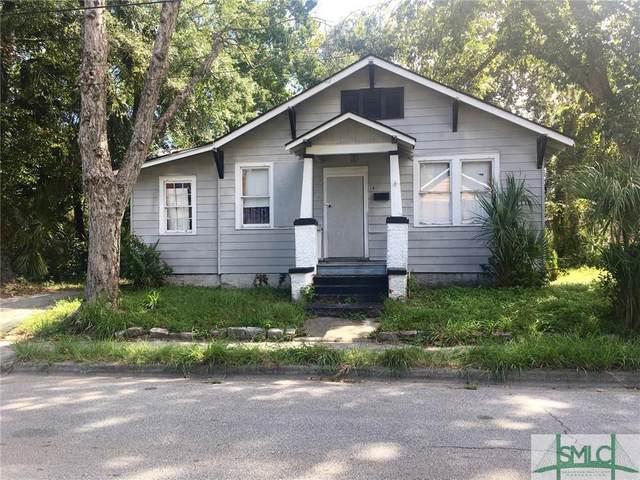 18 Wagner Street, Savannah, GA 31404 (MLS #234203) :: Keller Williams Coastal Area Partners