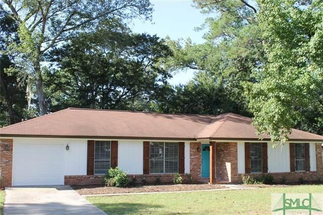 1621 Walthour Road, Savannah, GA 31410 (MLS #234207) :: Teresa Cowart Team