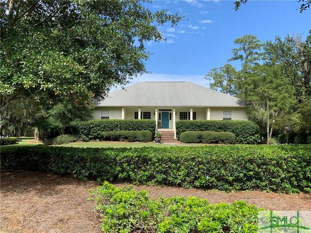 205 Bradley Point Road, Savannah, GA 31410 (MLS #234219) :: Glenn Jones Group | Coldwell Banker Access Realty