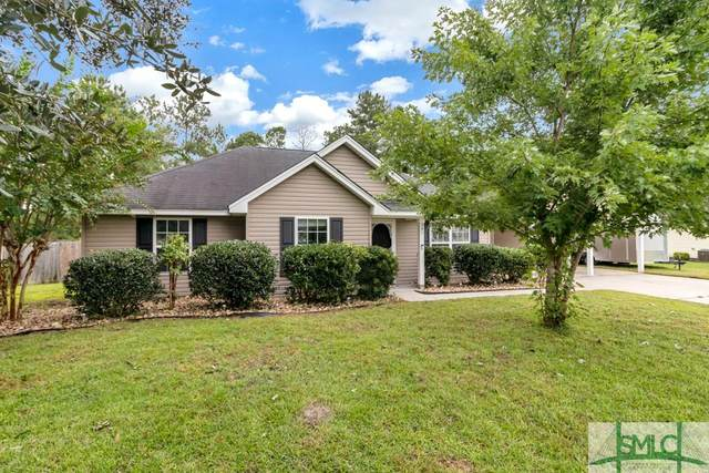 341 Abbey Drive, Richmond Hill, GA 31324 (MLS #234220) :: Keller Williams Coastal Area Partners
