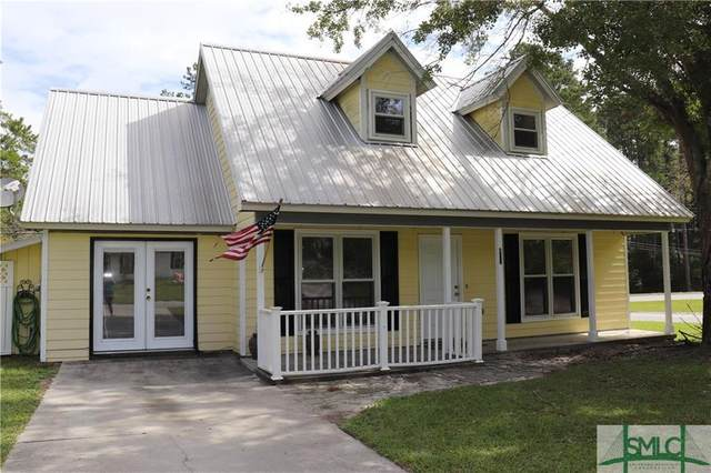 100 Rose Drive, Springfield, GA 31329 (MLS #234235) :: Level Ten Real Estate Group