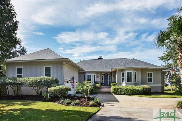 19 Herons Nest Road, Savannah, GA 31410 (MLS #234237) :: Team Kristin Brown | Keller Williams Coastal Area Partners