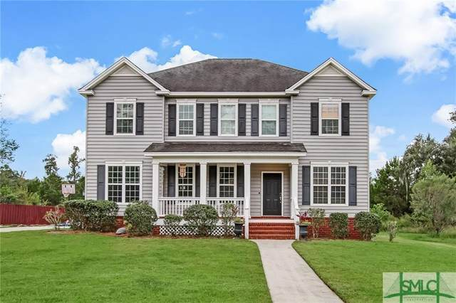 21 Lee Hall Drive, Savannah, GA 31419 (MLS #234238) :: Liza DiMarco