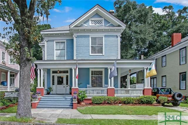 210 E 38th Street, Savannah, GA 31401 (MLS #234244) :: Liza DiMarco