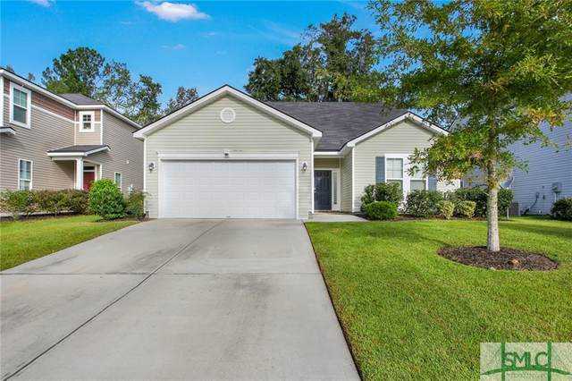 176 Calm Oak Circle, Savannah, GA 31419 (MLS #234248) :: The Sheila Doney Team