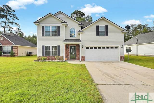 1211 Peacock Trail, Hinesville, GA 31313 (MLS #234249) :: Keller Williams Coastal Area Partners