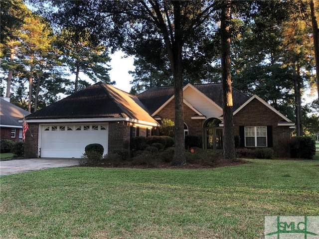 128 Egrets Way Lane, Richmond Hill, GA 31324 (MLS #234257) :: McIntosh Realty Team