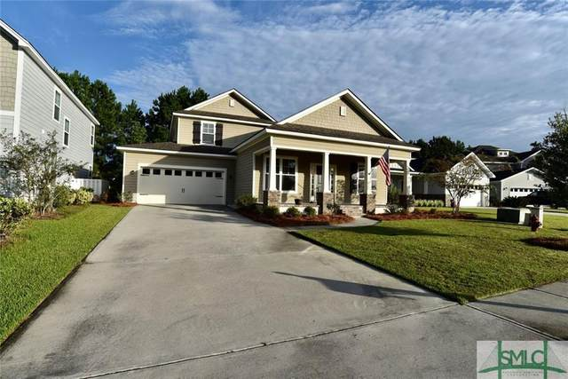 5 Hidden Lagoon Court, Savannah, GA 31419 (MLS #234258) :: Partin Real Estate Team at Luxe Real Estate Services